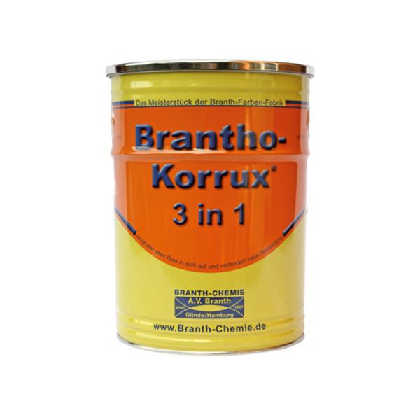 brantho korrux 3in1 ral 9005 tiefschwarz 750 ml dose brantho. Black Bedroom Furniture Sets. Home Design Ideas
