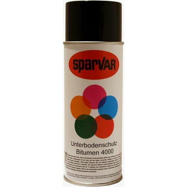 unterbodenschutz bitumen spray farbe schwarz 400 ml spr hdose. Black Bedroom Furniture Sets. Home Design Ideas
